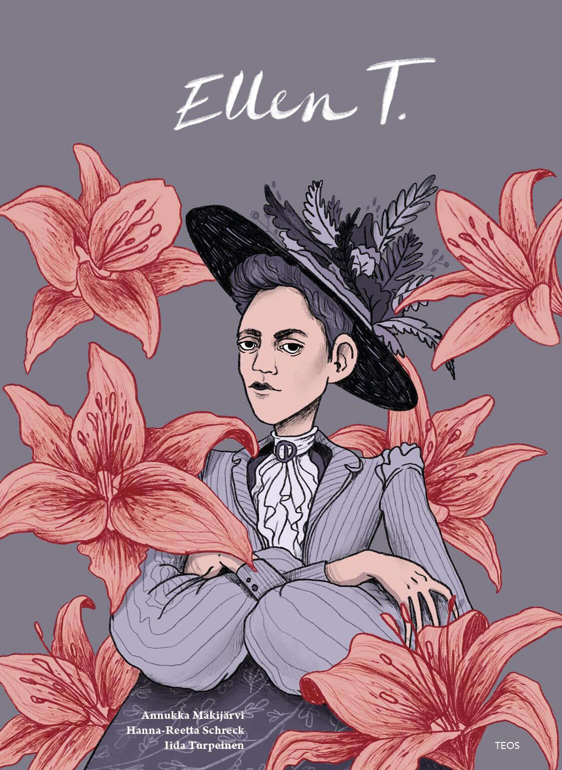 Ellen T. – Elämästä sarjakuvaksi. Tulossa keväällä 2019…