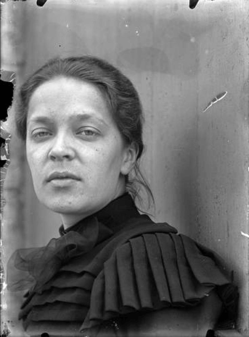 Ellen Thesleff – nainen avantgardistina