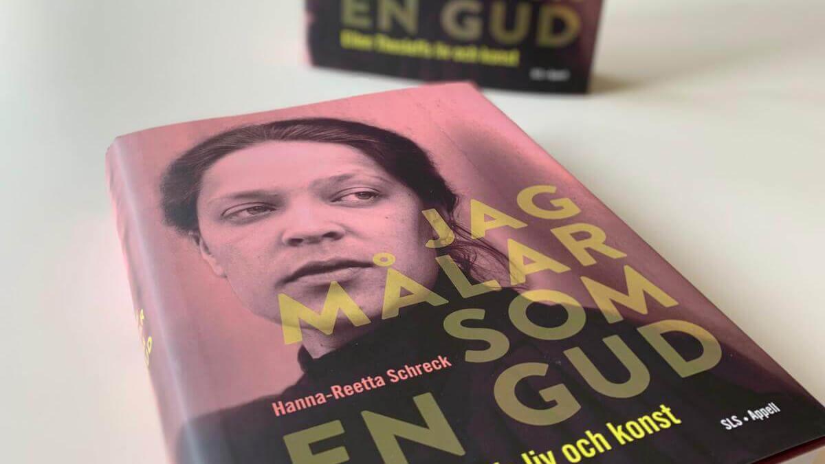 Biografin om Ellen Thesleff kom ut på svenska