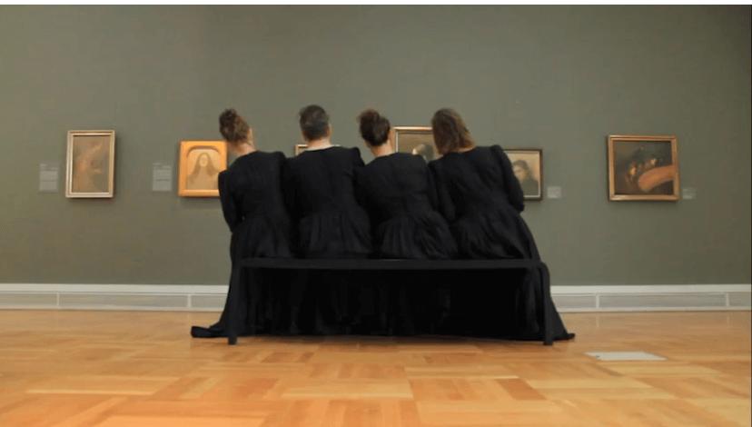 Mosaiikki ja intuitio – Työskentelystä Omakuva-näyttämöteoksen parissa